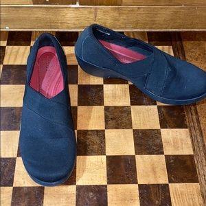 Crocs work shoes